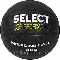 Медбол SELECT Medicine ball 3 кг