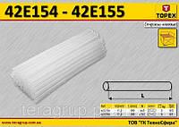 Стержни клеевые прозрачные, Ø-11,2мм., n-65, 2.0кг.,   TOPEX  42E154