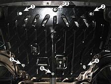 Защита двигателя Nissan Juke (с 2011--) Полигон-Авто