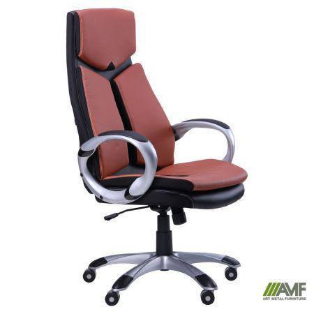 Кресло Optimus коричневый, фото 2