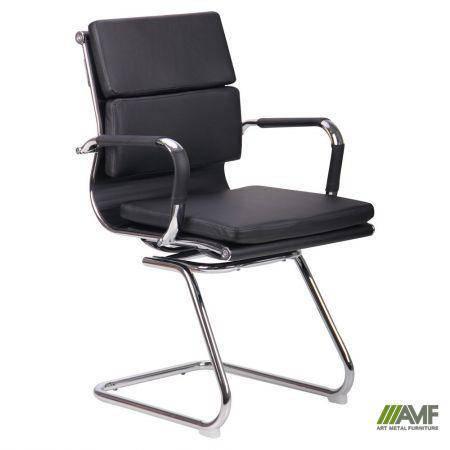 Кресло Slim FX CF (XH-630C) черный, фото 2