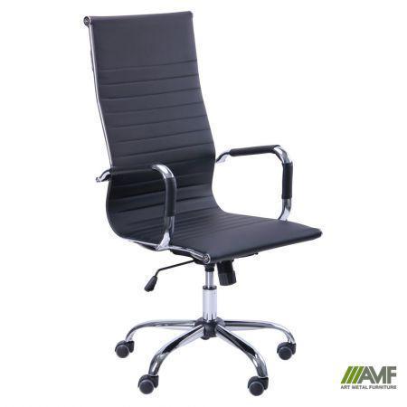Кресло Slim HB (XH-632) черный