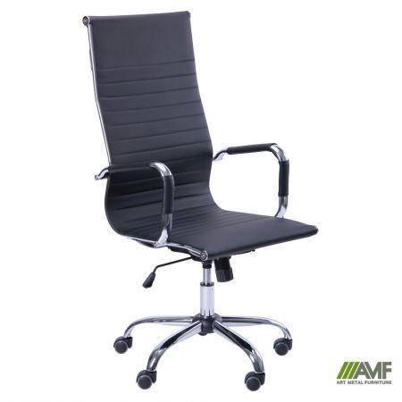 Кресло Slim HB (XH-632) черный, фото 2