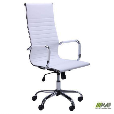 Кресло Slim HB (XH-632) белый