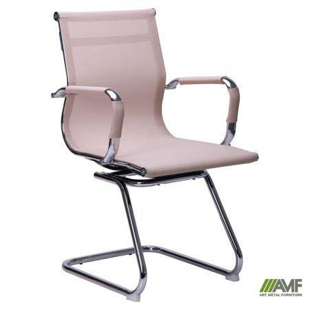 Кресло Slim Net CF (XH-633C) бежевый