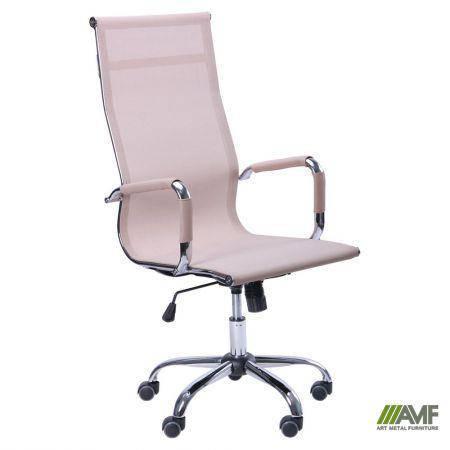 Кресло Slim Net HB (XH-633) беж, фото 2