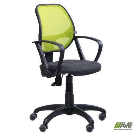 Кресло Бит/АМФ-7 сиденье А-2/спинка Сетка лайм, фото 2