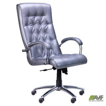 Кресло Бристоль HB Хром Механизм Anyfix Жемчуг-07, фото 2