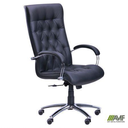 Кресло Бристоль HB Хром Механизм Anyfix Неаполь N-20