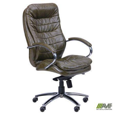 Кресло Валенсия HB Механизм MB Мадрас олива, фото 2