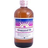 Масло виноградных косточек (Grapeseed Oil), Heritage Products, 480 мл