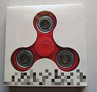 Спиннер , Спинер , Спінер, Fidget spinner. красный цвет, фото 1
