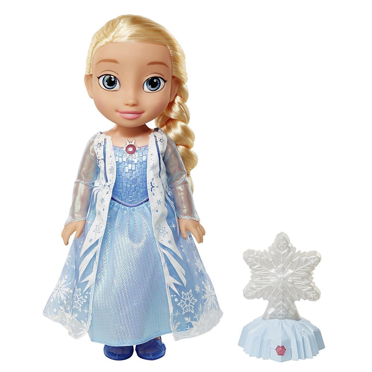 Кукла Дисней принцесса Эльза Холодное сердце Северное сияние Disney Frozen Northern Lights Elsa Doll