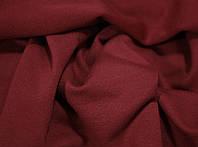 Футер двунитка бордовая (180 см)