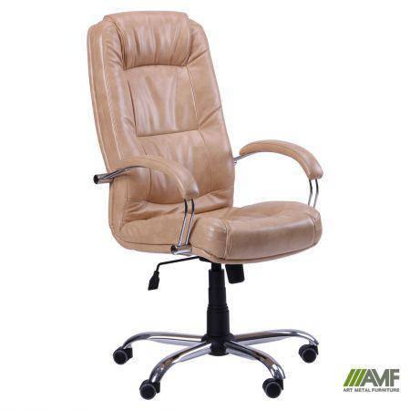 Кресло Марсель Хром Неаполь N-34, фото 2