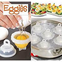 Формочки для варки яиц без скорлупы.