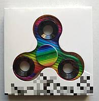 Спиннер , Спинер , Спінер, Fidget spinner. разноцветный радуга, фото 1