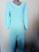 Пижама женская начес(байка)
