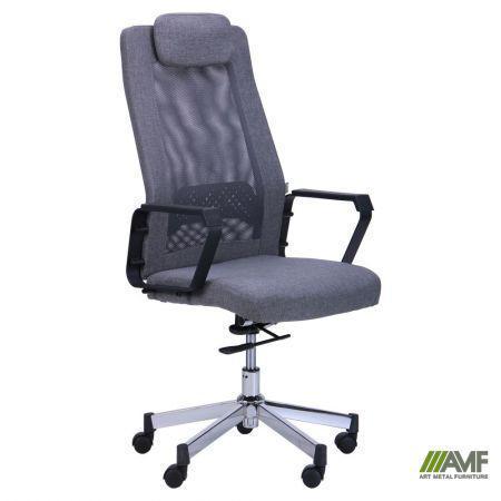 Кресло Фламинго серый (W-153)