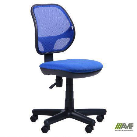 Кресло Чат сиденье А-21/спинка Сетка синяя, фото 2