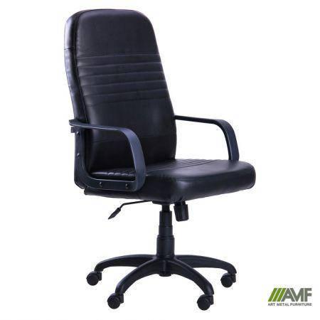 Кресло Чинция Пластик Скаден черный, фото 2