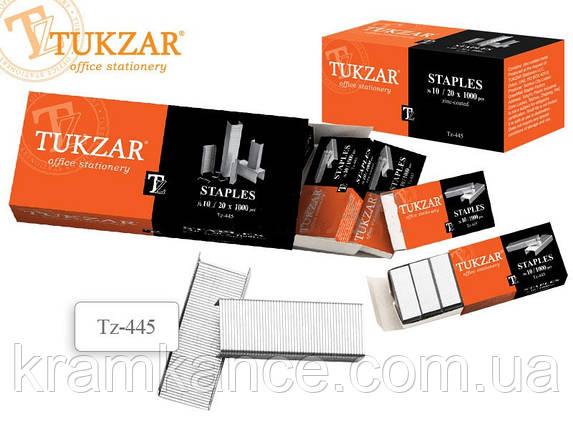 Скобы для степлера TUKZAR TZ-445 № 10, фото 2