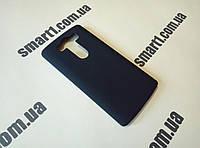 Пластиковый чехол SOFT для LG V10 чёрный