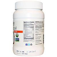 Кокосовое масло рафинированное, Coconut Oil, Nutiva, 444 мл