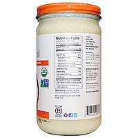 Кокосовое масло рафинированное, Coconut Oil, Nutiva, органик, 680 мл