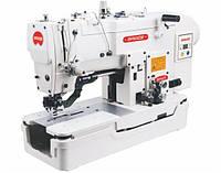 Петельная машина для текстильных или трикотажных (опция) тканей, авт. подъёмник лапки BRUCE-781EK