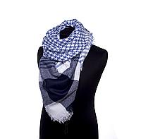 Шарф с новой коллекции Bruno Rossi blue scarf