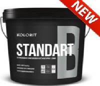 """Штукатурка """"барашек"""" Standart B Kolorit с силиконом, 25кг"""