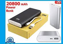 Power Bank XIAOMI 20800Mah