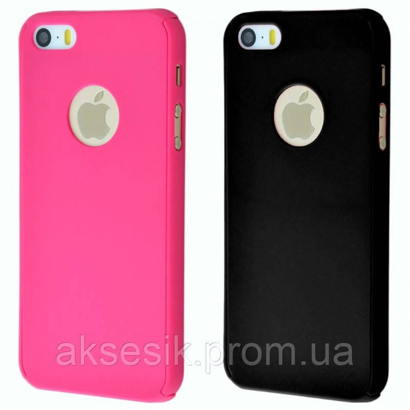 Voero 360 Protect Case (PC Soft Touch) iPhone 5/5s/SE