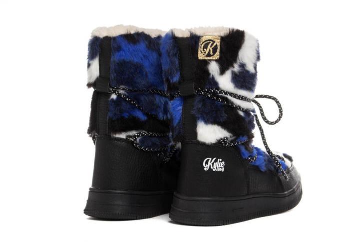 Ботинки женские Kylie fury marino 36, фото 2