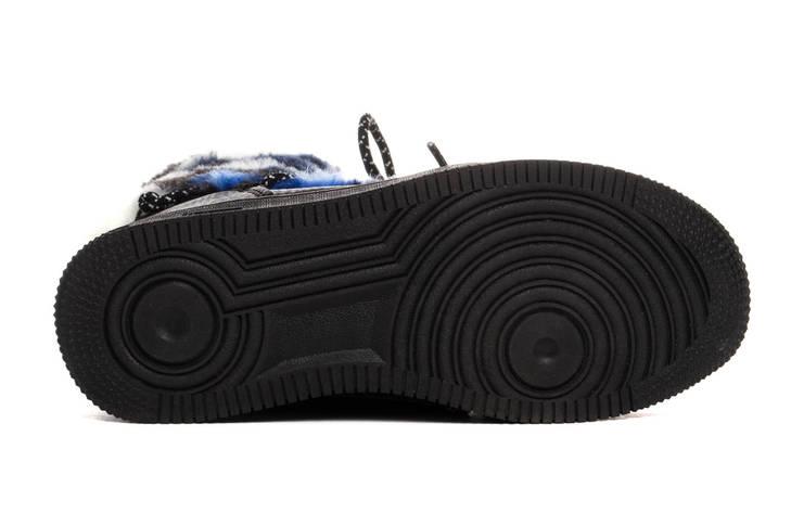 Жіночі черевики Kylie Fury Marino 36 Blue, фото 3