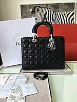 Женские cумки Christian Dior Lady Medium Bag