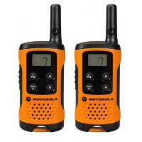 Портативная рация Motorola TLKR T41 Orange