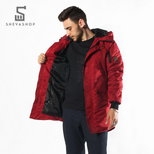 Купить Куртку Red