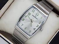 Мужские наручные часы Continent с цифрами, прямоугольные, на браслете