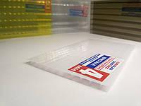 Поликарбонат сотовый Carboglass Crystal 4мм Молочный