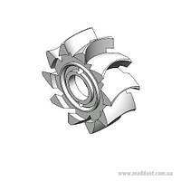 Крыльчатка для ротора  Bora L