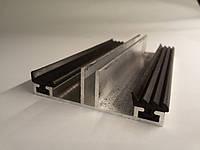 Базовый профиль АПБ-60 (для панелей от 6мм - 10 мм)