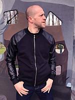 Ветровка мужская черная , куртки мужские