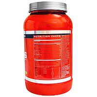 Изолят сывороточного протеина, арахисовое масло, Syntha-6, BSN, 1,32 кг