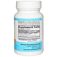 Куркумин, Advance Physician Formulas, 500 мг, 60 капсул