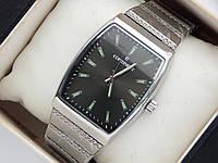 Мужские наручные часы Continent на браслете, прямоугольной формы
