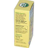 Витамин Д3 для детей, Vitamin D3 Drops, ChildLife, органик, 400 МЕ, 10 мл