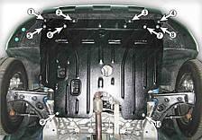 Защита двигателя Peugeot Bipper (с 2008--) Полигон-Авто
