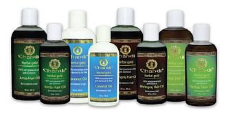 """Натуральное масло для волос """"Травяное"""" Chandi 200мл, фото 2"""